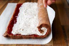 Kääretorttupohja kolmella tapaa - Ruoka & Koti Koti, Bread, Brot, Baking, Breads, Buns