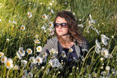 Big thanks to @ryenotbread for crawling into a patch of daisies so I could take her portrait. #igers_seattle #POPxSea #pursuitofportraits by gksp