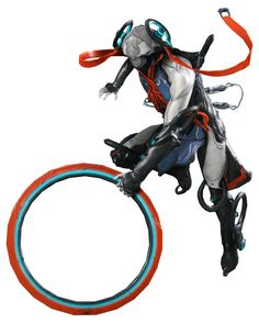 NEZHA is the Havoc of Warframes. Master of the Fire of life and death, he zips across the battlefield causing mayhem.