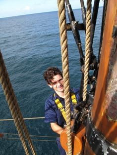 images of topman a ships crew member   JAMES CRAIG Sail the Tall Ship from Sydney - Sydney Heritage Fleet