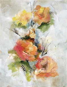 Buy Original Art by Karen Hale   acrylic painting   Catch the Scent 2 at UGallery