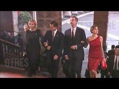 La reina Letizia Ortiz impacta en México - YouTube