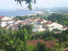 Recife, Brazil, City harbor