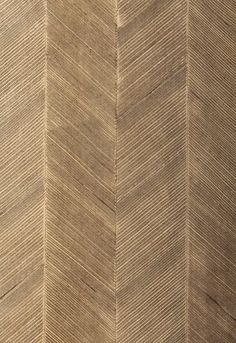 This would look GREAT in a VERY large room or used in a VERY small bathroom, closet, or sitting room chevron texture in sable schumacher wallcovering from modern glamour collection Wood Floor Texture Ideas & How to Flooring On a Budget Step by Step Look Wallpaper, Textured Wallpaper, Fabric Wallpaper, Textured Walls, Chevron Wallpaper, Wallpaper Decor, Glamour Wallpaper, Accent Wallpaper, Interior Wallpaper