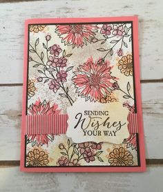 Touches of Texture Stamp Set by Stampin' Up!