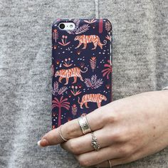The Tigers iPhone Case for iPhone 5C