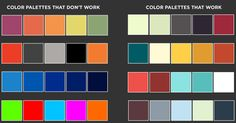 Some colors to think about...