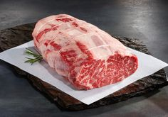 "Wagyu Prime Rib  ""Can't wait to try this bad boy""!  Hubba Hubba!"