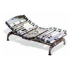 Cama ergonómica, camas articuladas modelo SUTRA, con articulación de 5 planos.