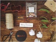Christmas Bindle styling - Simson Photography