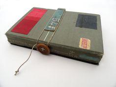 handmade books // brad vetter design