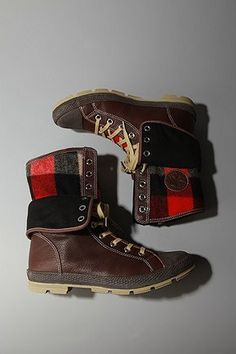 Converse X Woolrich Storm Boot X-Hi    (I have these, and they are amazing!)