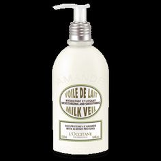 This body veil melts into the skin leaving the skin soft, smooth, firm and deliciously perfumed.