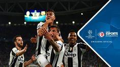 Melhores Momentos - Juventus 3 x 0 Barcelona - Champions League (11/04/2...