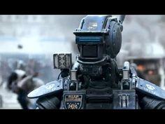 Chappie TRAILER (2015) Hugh Jackman Movie HD - YouTube