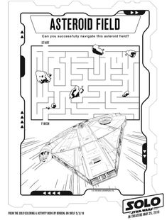 SOLO Coloring Pages