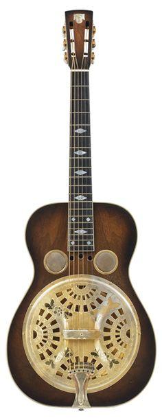 1932-34 Dobro Model 175 Deluxe Special