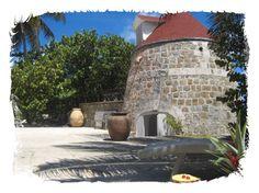Le Moulin ~ Baie de St Jean St Barth