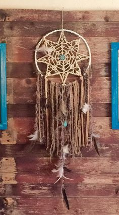 Earthy Dreamcatcher Boho Gypsy Tribal Native by ChasingPeaceMarket