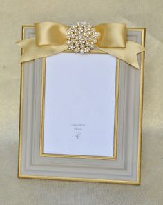 Mother's Day Gift Picture Frame GrayCHOOSE your by GraceLillyHome, $50.00