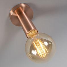 Ceiling Lamp Facil 1 Copper