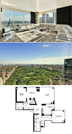 Diddy's New NYC Penthouse