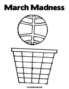 FREE Basketball Tournament Bracket Printable from http