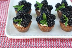 The Healthiest Blackberry Tart & Is Natural Sugar a Poison?   The Alkaline Sisters