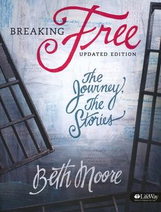 Breaking Free - such a great Bible Study!