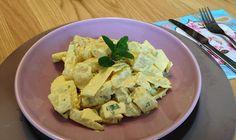 Ook lekker! BBQ bijgerecht: Frisse salade van zoete aardappel