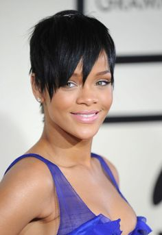 Rihanna in February 2008. See the singer's complete beauty evolution, from 2006 to 2015 (girl has tried EVERYTHING in nearly 10 years).