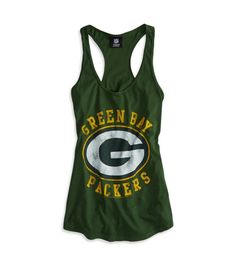 Green Bay Packers tank top