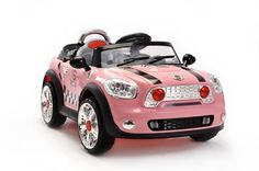 Tigris Wholesale Battery Powered - 6V Convertible Supermini (Pink)  - Availability: in stock - Price: £99.99