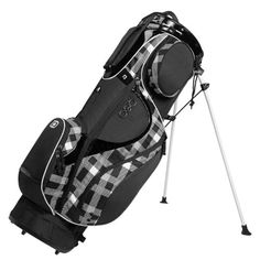 Wide selection of women's golf apparel, including ladies' golf shirts, golf skorts, golf shorts, golf dresses and more - as well as golf accessories and golf shoes. Ogio Golf Bags, Ladies Golf Bags, Golf Stand Bags, Womens Golf Shirts, Golf Accessories, Woman Standing, Golf Outfit, Golf Shoes, Leather Fashion