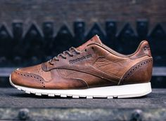 reebok classic leather lux brogue pack Reebok Classic Leather Lux Brogue Pack