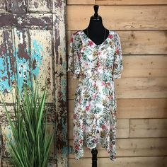 Floral Dress, Fashion & Jewellery – The Passionate Home, Langley BC Fashion Jewellery, Dress Fashion, Floral, Casual, Collection, Jewelry, Dresses, Jewellery Making, Vestidos