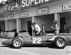"luimartins: ""Syracuse GP 1966 """