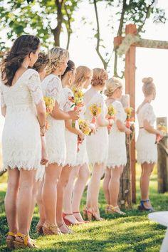Quando é permitido usar branco em um casamento