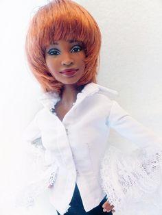 whitney houston dolls