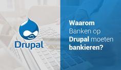 Vele banken hebben moeilijkheden met het kiezen van hun content management system, aangezien zij te maken met de meest veeleisende veiligheidsstandaarden. #websiteontwikkeling #Drupaloutsourcingbureau #Drupalspecialist