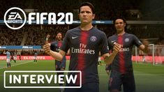 Matt Turner, Narrative Creative Director and Sam Rivera, Lead Gameplay Producer for FIFA 2020 join us to talk about how Volta changes or improves upon the Jo. Matt Turner, Fifa 20, Creative Director, Interview, Baseball Cards, Sports, Hs Sports, Sport