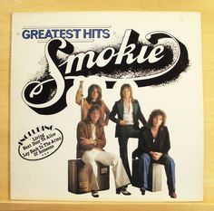 SMOKIE Greatest Hits - Vinyl LP Living next Door to Alice Mexican Girl Oh Carol