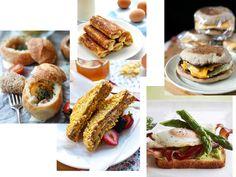 10 idées de sandwichs pour un petit déjeuner (enfin) équilibré