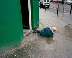 Magnum Photos -  Martin Parr GB. Scotland. Port Glasgow. From A8. 2004.