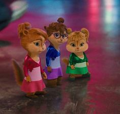 the chipettes - Google Search
