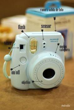 Verdant Dslr Photography Tips Eos Rebel Polaroid Instax Mini, Fuji Instax Mini, Fujifilm Instax Mini 8, Polaroid Cameras, Instax Mini Ideas, Camara Fujifilm, Dslr Photography Tips, Polaroid Pictures, Aesthetic Colors