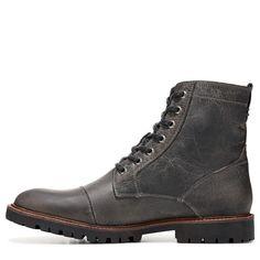 Harley Davidson Men's Aldrich Lace Up Boots (Ash Leather) - 13.0 M