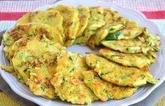 Galettes de légumes Weight Watchers, saines et légères, une recette facile à réaliser à base de courgette de carottes et de pommes de terre.