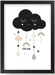 POSTER   LOVELY CLOUD