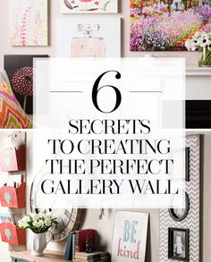 How to plan the perfect gallery wall, according to interior design experts